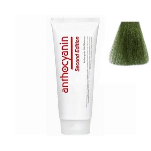 Краска для волос с эффектом биоламинирования Anthocyanin Anthocyanin G02 Khaki 230g рюкзак prival кузьмич 45 khaki