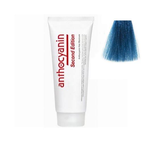 Краска для волос с эффектом биоламинирования Anthocyanin Anthocyanin B03 Pepamint Blue 110g anthocyanin anthocyanin b04 sky blue 110g