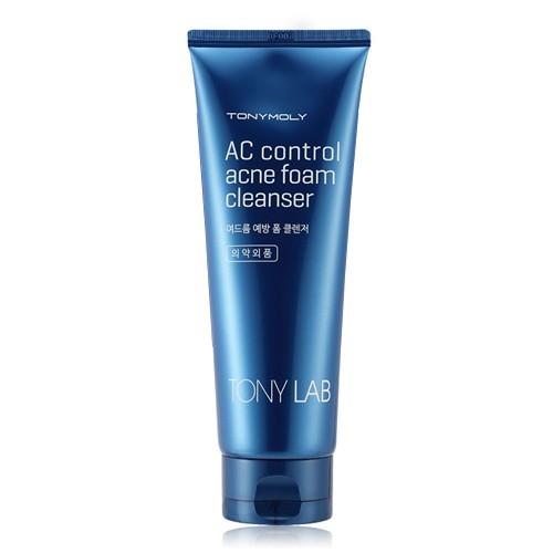 Пенка для умывания против загрязнений и недостатков проблемной кожи Tony Moly Tony Lab AС Control Acne Foam
