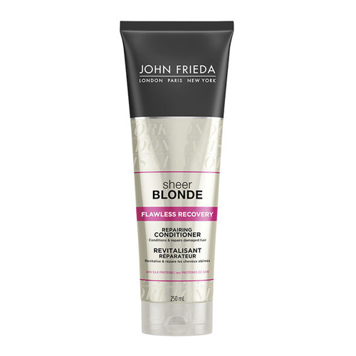 Восстанавливающий кондиционер для окрашенных волос John Frieda Sheer Blonde Flawless Recovery Conditioner network recovery