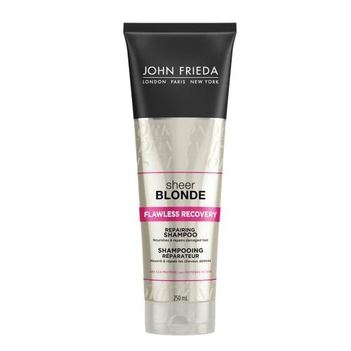 Восстанавливающий шампунь для окрашенных волос John Frieda Sheer Blonde Flawless Recovery Shampoo network recovery