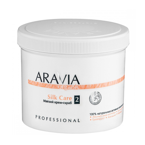 Увлажняющий крем для тела Aravia Professional