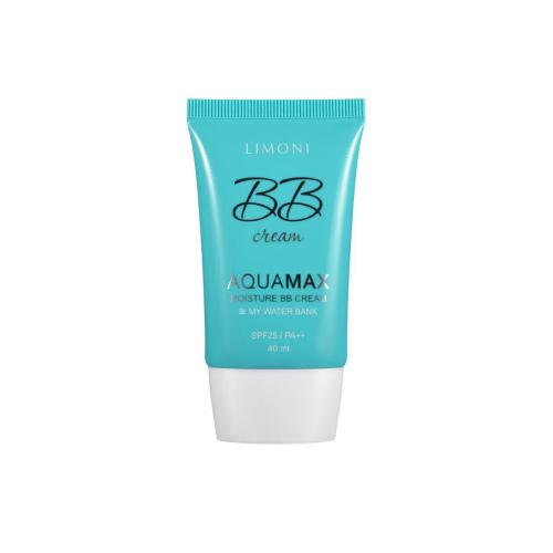 Увлажняющий BB крем Limoni Aquamax Moisture BB Cream bb кремы limoni увлажняющий бб крем для лица тон 2 40 мл aquamax moisture bb cream