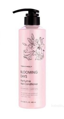 Парфюмированный кондиционер для волос Tony Moly Blooming Days Perfume Hair Conditioner Fresh Breeze