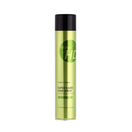 Лак для волос Tony Moly Make HD Super Hard Spray