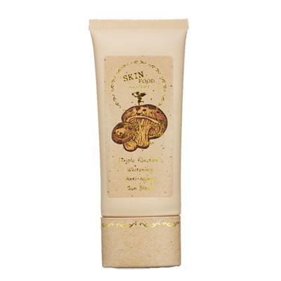BB крем с грибным экстрактом SKINFOOD Mushroom BB Cream крем skinfood good father mild powder cream for baby 40 г