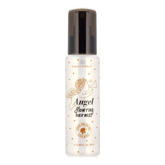 Мист придающий блеск и мягкость Tony Moly Angel Glowring Hair Mist