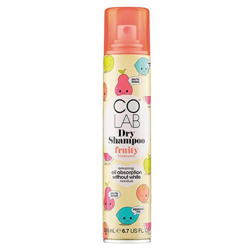 Прозрачный сухой шампунь Фруктовый Colab Colab Fragrance Dry Shampoo Fruity montale pretty fruity