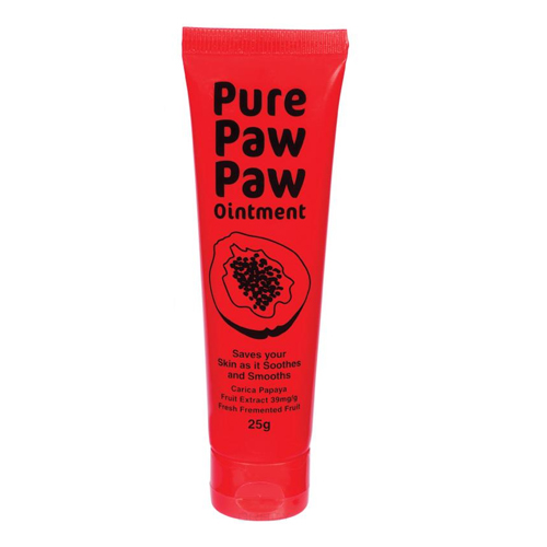Универсальный бальзам для губ и тела классический Pure Paw Paw Pure Paw Paw Classical Ointment creative two paw pattern plastic car decoration sticker red