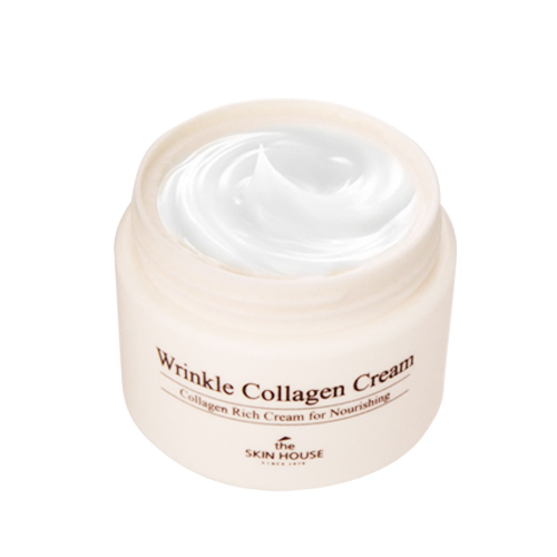 Крем с Коллагеном The Skin House Wrinkle Collagen Cream the skin house wrinkle collagen cream коллаген крем от морщин 50 мл