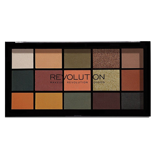 Тени для век MakeUp Revolution Re Loaded Palette Iconic Division raybestos rc3737 loaded brake caliper