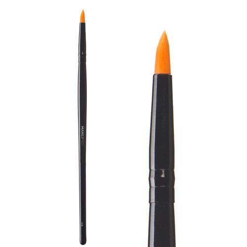 Кисть для растяжки карандаша  нанесения кремовых текстур Manly PRO    многофункциональная       растушевки   К114