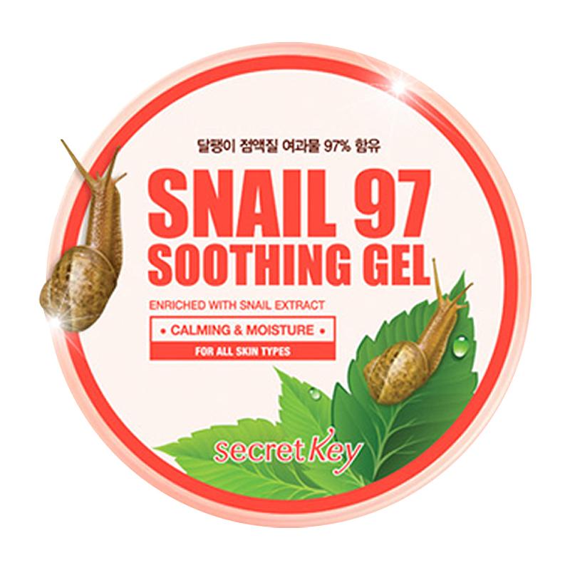 Многофункциональный улиточный гель Secret Key Snail 97 Soothing Gel