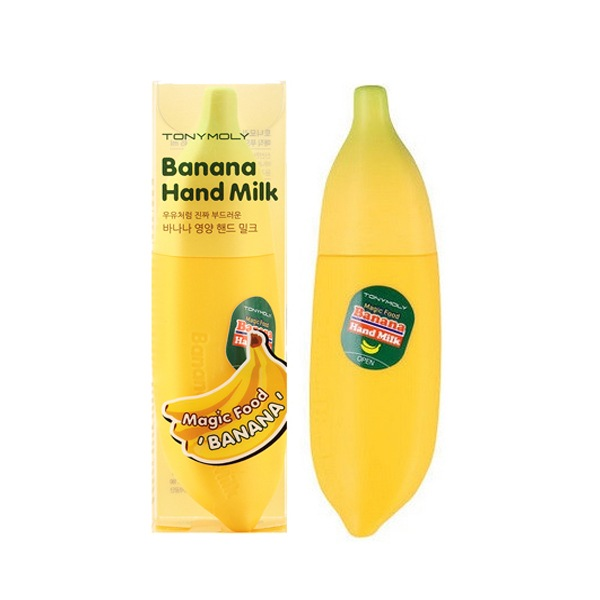 Банановый крем для рук Tony Moly Magic Food Banana Hand Milk logitech h150 cloud white 981 000350