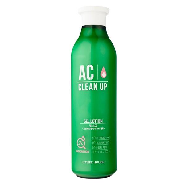 Лосьон для проблемной кожи Etude House AC Clean Up Gel Lotion лосьон для проблемной кожи etude house ac clean up gel lotion