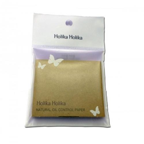 Матирующие салфетки Holika Holika Holika Holika Natural Oil Control Paper
