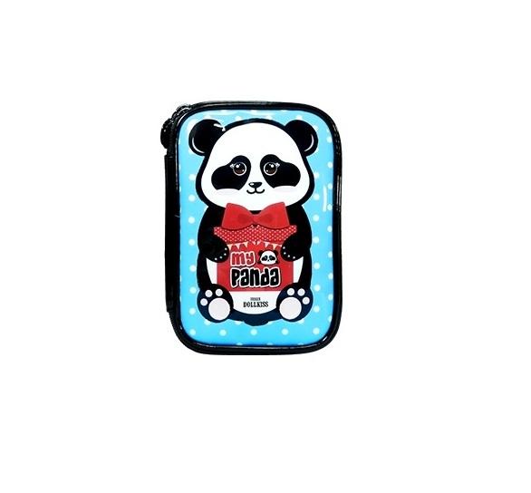 Косметичка с пандой Baviphat My Panda Beauty Pouch my beauty diary mask my beauty дневник месяц влажная и ярко за счет комбинации оборудования для отправки 23мл 16 4 16 black pearl песчаный алое 4
