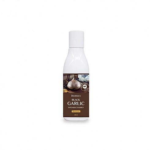 Шампунь с черным чесноком Deoproce Black Garlic Intensive Energy Shampoo 200ml