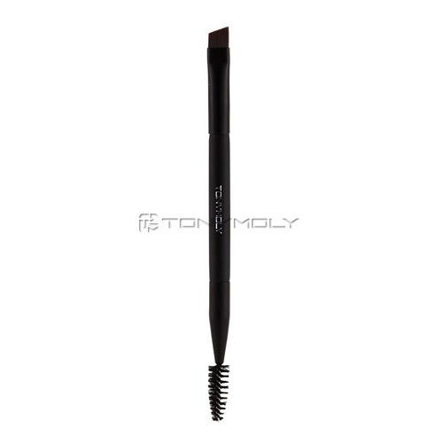 Двойная кисть для бровей Tony Moly Professional Dual Eyebrow Brush кисть tony moly professional blending shadow brush 1 шт