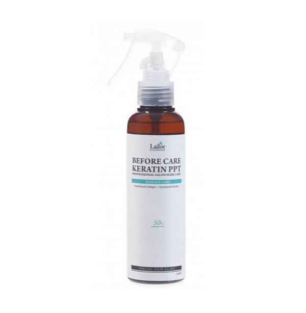 Кератиновый спрей для волос La'dor Eco Before Care Keratin PPT удлинитель к высоторезу ppt 2100 ppt 235es 4 фута echo