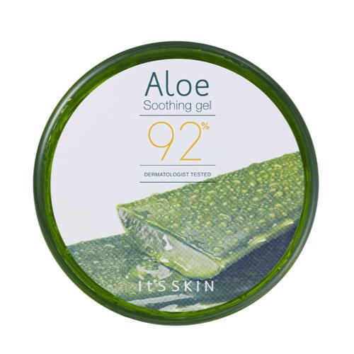 Многофункциональный гель алоэ It's Skin Aloe 92% Soothing Gel 200ml it s skin гель освежающий с алоэ aloe 90% soothing gel 320 мл