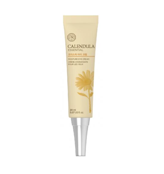 Увлажняющий крем с календулой для кожи вокруг глаз The Face Shop Calendula Essential Moisture Eye Cream