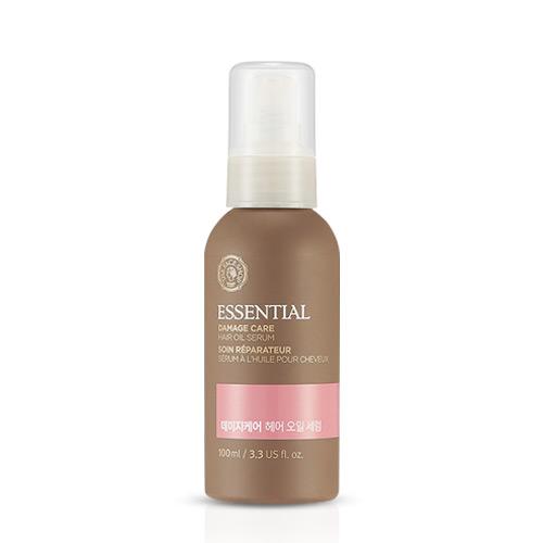 Восстанавливающее масло-сыворотка для волос The Face Shop Essential Damage Care Hair Oil Serum the yeon canola honey essential serum сыворотка с экстрактом меда канола 200 мл