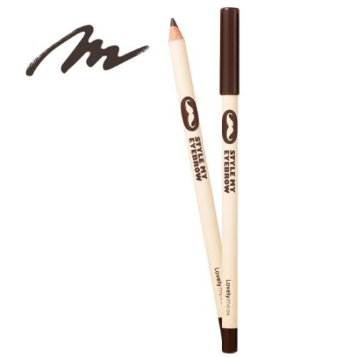 Карандаш для бровей The Face Shop Lovely Meex Style My Eyebrow карандаш для бровей missha the style perfect eyebrow styler