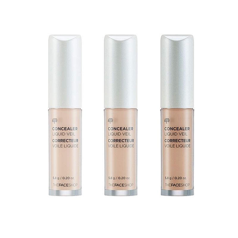 Жидкий консилер The Face Shop Concealer Liquid Veil sergio belotti портмоне sergio belotti 1462 milano black