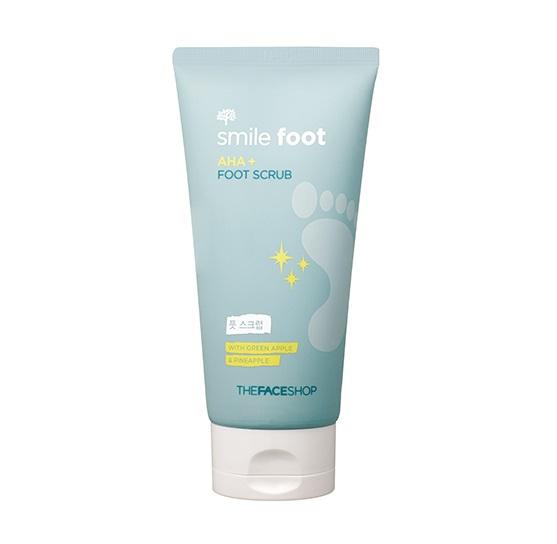 The Face Shop Smile Foot Aha Plus Foot Scrub