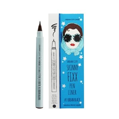 Подводка для глаз Baviphat Urban City Skinny Fixx Pen Liner