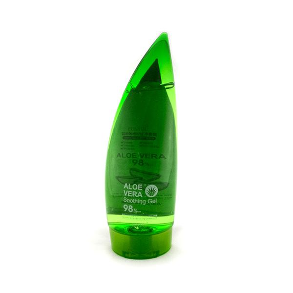 Увлажняющий успокаивающий гель с алоэ вера Eunyul Aloe Soothing Gel 98% (Long Type) гели llang универсальный гель с экстрактом рапсового меда on the skin soothing gel canola honey