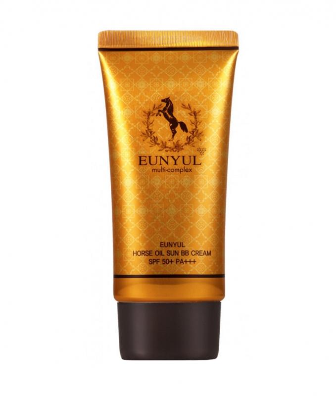 BB крем с лошадиным маслом Eunyul Eunyul Multi-Complex Horse Oil Sun BB Cream крем framesi sun protective cream