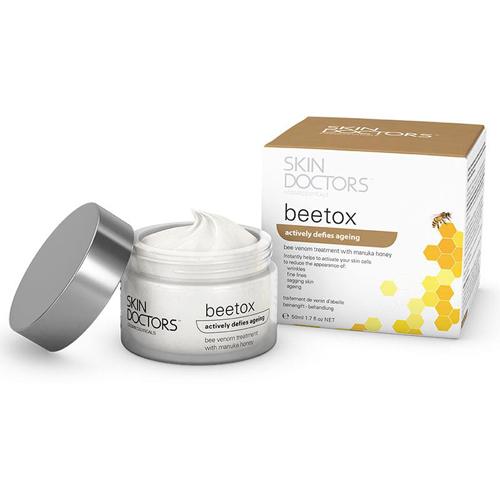 Омолаживающее действие Skin Doctors Skin Doctors BeeTox антивозрастной уход skin doctors косметический набор beetox