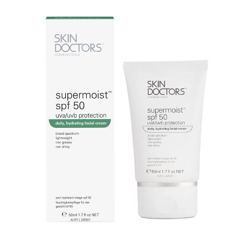 Увлажняющий солнцезащитный крем Skin Doctors