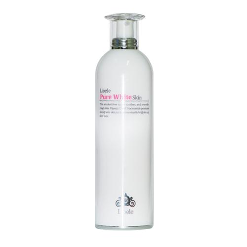 Осветляющий тонер Lioele Pure White Skin сыворотка lioele slonic enriched cell skin