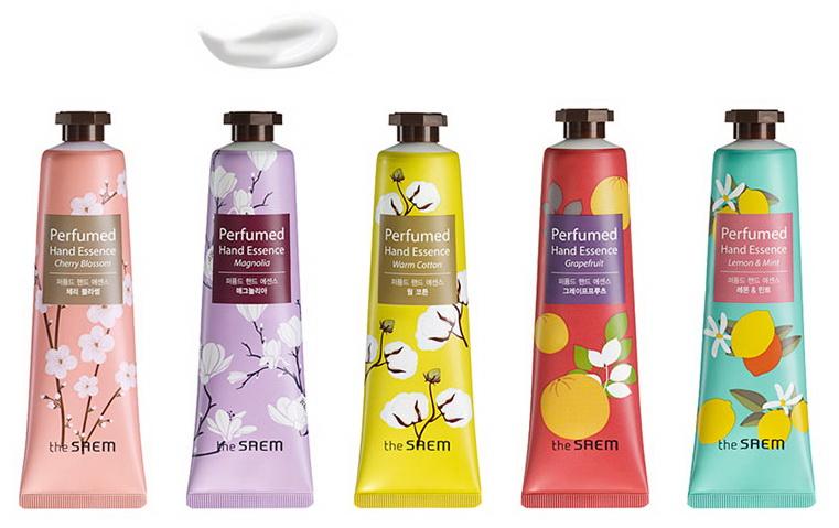 Парфюмированная эссенция для рук The Saem Perfumed Hand Essence крем the saem perfumed hand cream baby powder