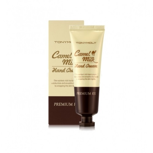 Крем для рук с верблюжьим молоком Tony Moly Premium RX Camel Milk Hand Cream
