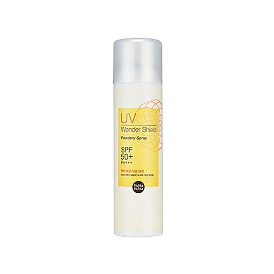 солнцезащитный спрей Holika Holika UV Wonder Shield Clear Spray SPF50