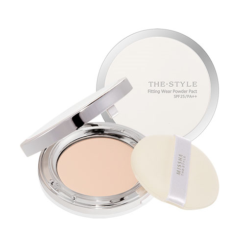 пудра Missha The Style Fitting Wear Powder Pact