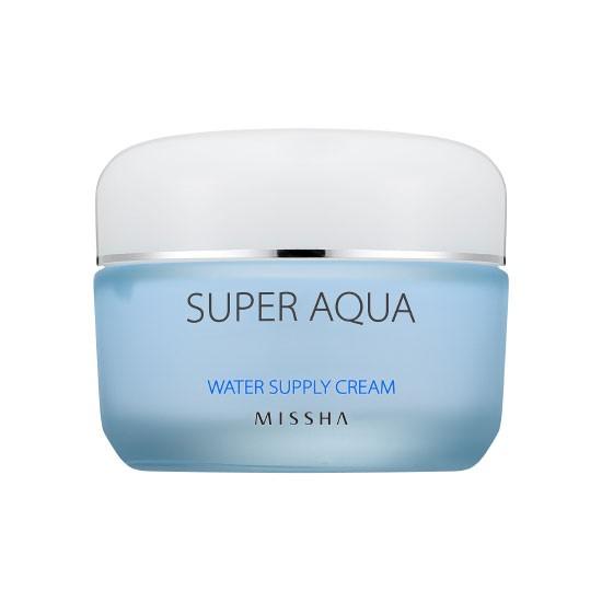 Увлажняющий крем-гель Missha Super Aqua Water Supply Cream