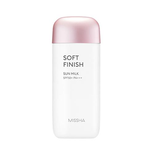 Солнцезащитное молочко для лица Missha All-Around Safe Block Soft Finish Sun Milk 70ml молочко barex milk developer 9