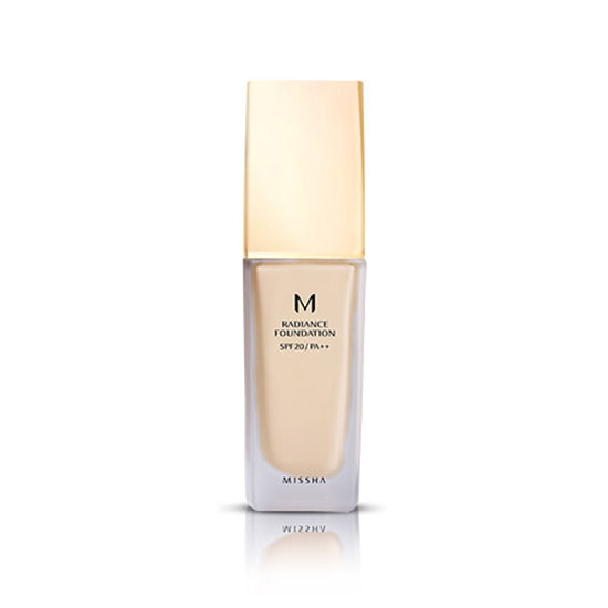 тональный крем Missha Signature Radiance Foundation