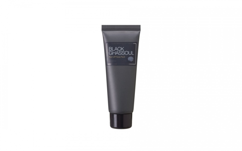 маска-пенка для Т-зоны Missha Black Ghassoul Peel Off Nose Pack маска secret key black out pore peel off pack объем 100 мл
