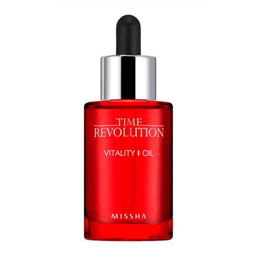 Антивозрастное питательное масло для лица Missha Time Revolution Vitality Oil лосьон missha time revolution