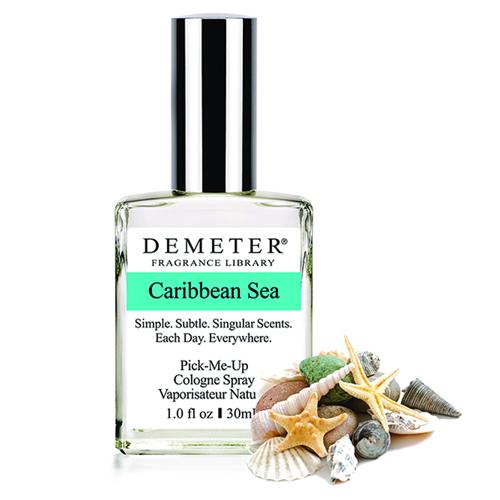 Парфюм для ухода за телом Demeter Demeter Карибское море цена 2017
