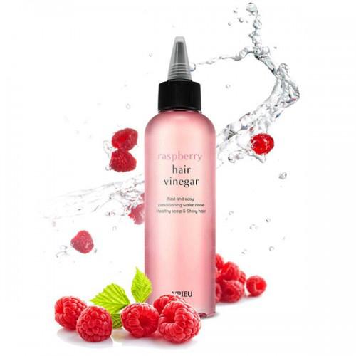 Питательный уксус для волос с экстрактом малины A'Pieu Raspberry Hair Vinegar kuhne apple vinegar уксус 5