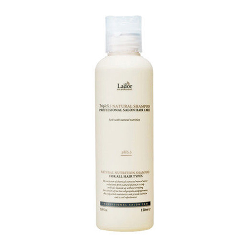 Органический шампунь для чувствительной кожи головы La'dor Triplex Natural Shampoo 150ml