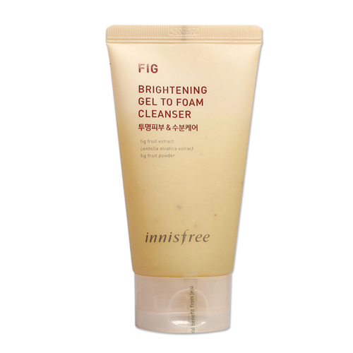 Innisfree Fig Brightening Gel To Foam Cleanser rurp860c to 220