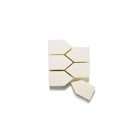 спонж Holika Holika Holika Holika Foundation Sponge 6p спонж isadora compact foundation sponge refill 1 шт